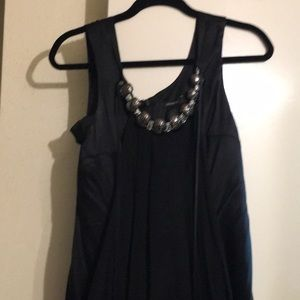 Collar cocktail dress great for night out